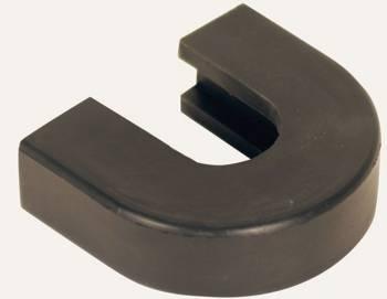 Longacre Racing Products - Longacre Racing Products High Density Foam Padding Hitch Pad Black