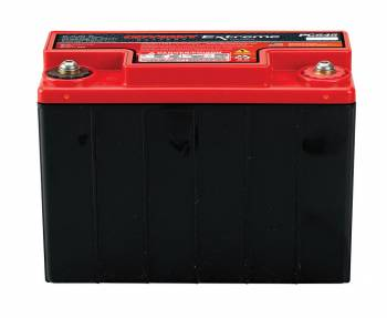 "Odyssey Battery - Odyssey Battery AGM Battery 12V 220 Cranking Amps Top Post Screw"" Terminals - 7.00"" L x 5.17"" H x 3.38"" W"