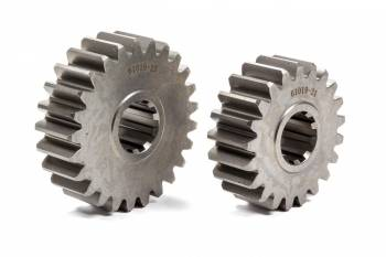 Standard Quick Change Gear Set 1.900 Spur Ratio Set 19 10 Spline - 4.11 Ratio 4.89/3.45