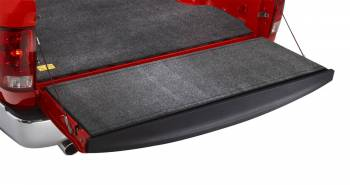 Bedrug - Bedrug Velcro Attachment Tailgate Liner Composite Gray GM Fullsize Truck 2007-15 - Each