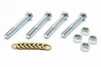 QA1 Precision Products - QA1 Precision Products Bolts/AN Washers/Nylon Locking Nuts Trailing Arm Hardware Ford Mustang 1979-2004