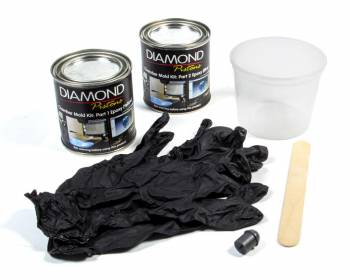 Diamond - Diamond 2 Part Epoxy Chamber Mold Kit Spark Plug Hole Plug