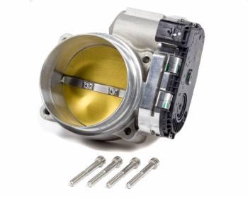 BBK Performance - BBK Performance Power Plus Throttle Body Stock Flange 85 mm Single Blade Aluminum - Natural