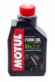 Motul - Motul Fork Oil Expert Light Shock Oil 5W Semi-Synthetic 1 L - Each