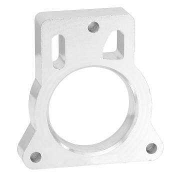 "Spectre Performance - Spectre Performance PowerAid Throttle Body Spacer 1"" Thick Gasket/Hardware Aluminum - Polished"