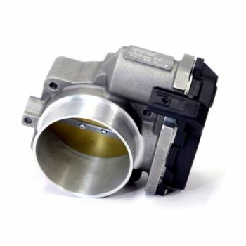 BBK Performance - BBK Performance Power Plus Throttle Body Stock Flange 85 mm Single Blade Aluminum - Natural