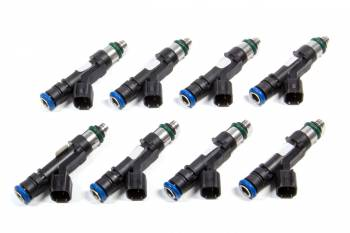 Advanced Fuel & Ignition Systems - Advanced Fuel & Ignition Systems 75 lb/hr Fuel Injector High Impedance USCAR Connector - Set of 8