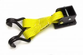Hi-Lift Jack Company - Hi-Lift Jack Company Lift Mate Floor Jack Adapter Wheel Lift 5,000 lb Capacity Nylon/Steel - Yellow/Black Powder Coat