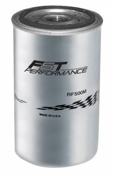FST Performance - Fst Performance 3 Micron Fuel Filter Element Stainless Element - FST Performance Canister Fuel Filters