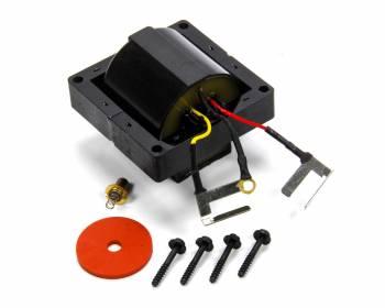 Performance Distributors D.U.I. - Performance Distributors D.U.I. Street/Strip Ignition Coil E-Core HEI In-Cap 50,000V - Black