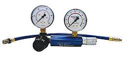 Total Seal - Total Seal Dual Gauge Leak Down Tester Mechanical - Analog