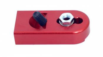 LSM Racing Products - LSM Racing Products Slant/Straight Option Handle Conversion Kit Aluminum Red Anodize PC-100/PC-100SCL - Kit