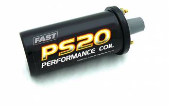 FAST - Fuel Air Spark Technology - F.A.S.T Fireball PS20 Ignition Coil Canister Oil 1.400 ohm - Female Socket