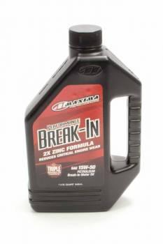 Maxima Racing Oils Break In Motor Oil Zddp 15w50
