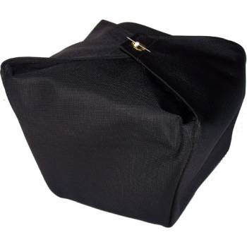 Stroud Safety - Stroud Safety Black Drag Parachute Pack Stroud Safety Large Pilot Shoot