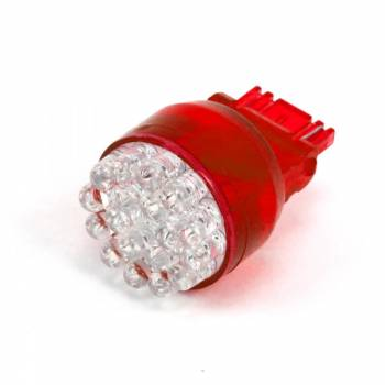 Keep it Clean Wiring - Keep it Clean Wiring Super Bright LED Light Bulb Red - 3157 Style