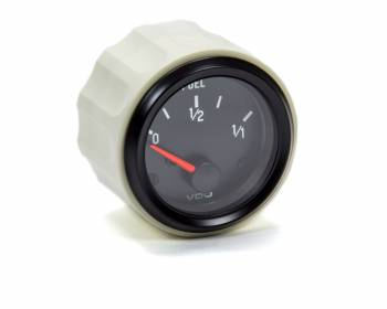 VDO - VDO Cockpit Fuel Level Gauge 10-184 ohm Electric Analog - Short Sweep