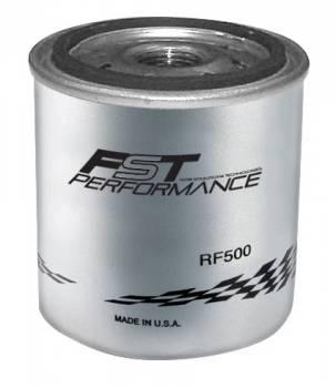 FST Performance - Fst Performance 4 Micron Fuel Filter Element Stainless Element - FST Performance Canister Fuel Filters