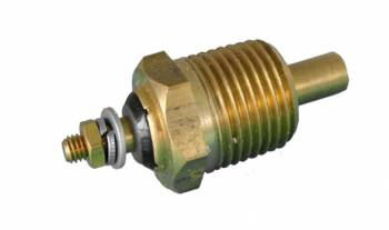 "Classic Instruments - Classic Instruments Electric Water Temperature Sensor 3/8-14"" NPT Male Thread"