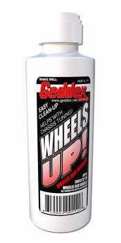 Geddex - Geddex Wheels Up Wheelie Bar Marker Chalk White 3 oz Bottle/Applicator - Each