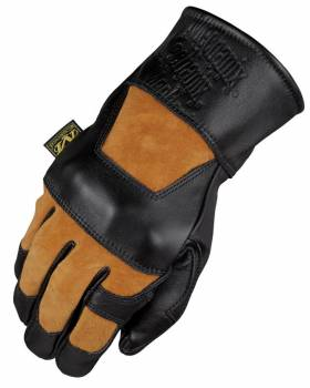Mechanix Wear - Mechanix Wear Shop Gloves Fabricator Heat Resistant Dual Layer Knuckle Band - Leather