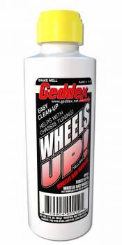 Geddex - Geddex Wheels Up Wheelie Bar Marker Chalk Yellow 3 oz Bottle/Applicator - Each