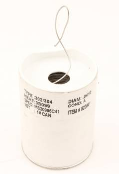 """XRP - XRP 0.041"""" Diameter Safety Wire Stainless - 1 lb"""