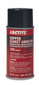 Loctite - Loctite Copper Gasket Sealant/Adhesive 9.00 oz Aerosol Can