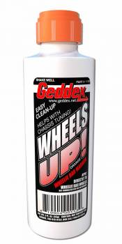 Geddex - Geddex Wheels Up Wheelie Bar Marker Chalk Orange 3 oz Bottle/Applicator - Each