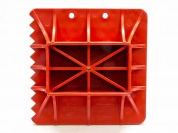 Hi-Lift Jack Company - Hi-Lift Jack Company Off-Road Base Jack Base Plastic Red Hi-Lift Jacks - Each