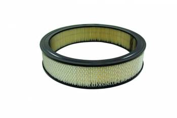 """Specialty Chrome - SPECIALTY CHROME 14"""" Diameter Air Filter Element 3"""" Tall - Paper"""