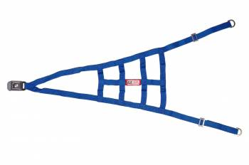 RJS Racing Equipment - RJS USAC Roll Cage Net - Blue