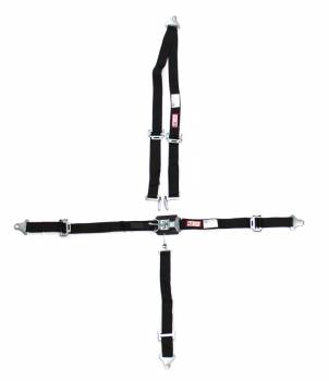 RJS Racing Equipment - RJS Racing Equipment 5 Point Harness Latch and Link SFI-16.1 Pull Up Adjust - Bolt-On