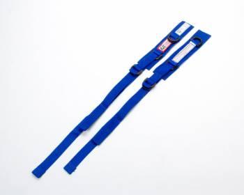RJS Racing Equipment - RJS Universal Arm Restraints - Blue