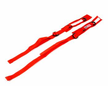 RJS Racing Equipment - RJS Universal Arm Restraints - Red