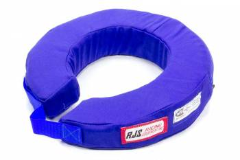 RJS Racing Equipment - RJS 360° Helmet Support - Blue - SFI 3.3 Approved