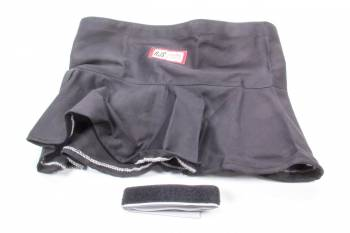 RJS Racing Equipment - RJS Helmet Skirt - Black