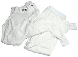 RJS Racing Equipment - RJS Nomex® Underwear Set - Size Jr. 12/14