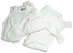 RJS Racing Equipment - RJS Nomex® Underwear Set - Size Jr. 12/14