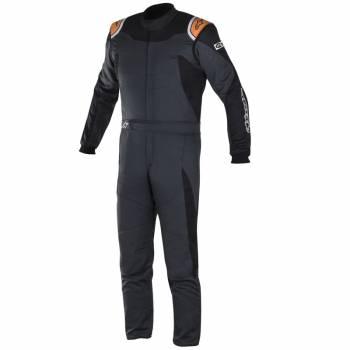 Alpiinestars GP Race Suit - Anthracite/Black/Fluo Orange - 335517-1042