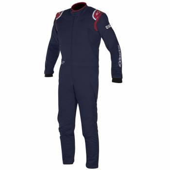 Alpiinestars GP Race Suit - Navy/Red - 335517-71