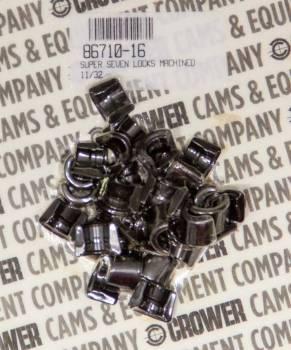 Crower - Crower Valve Locks - Super 7° - Machined