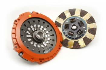 Centerforce - Centerforce Dual Friction® Clutch Kit - Size: 11 in.