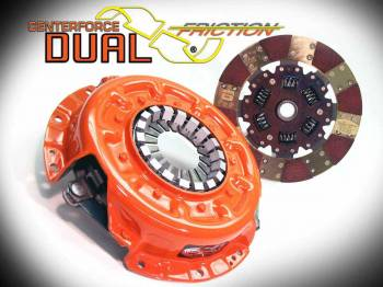 Centerforce - Centerforce Dual Friction® Clutch Pressure Plate and Disc Set - Size: 9 7/16 in.