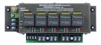 Dedenbear - Dedenbear 12V Relay Center 20 amp Spade Terminals Holds 5 Relays - Each