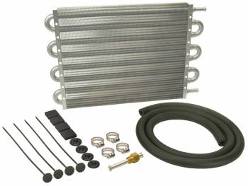 """Derale Performance - Derale 8 Pass 15"""" Dyno-Cool Series 6000 Aluminum Transmission Cooler"""