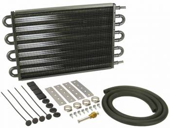 Derale Performance - Derale Series 7000 Tube & Fin Cooler Kit - 20,000 GVW
