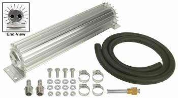 "Derale Performance - Derale 2 Pass 12"" Heat Sink Transmission Cooler Kit"