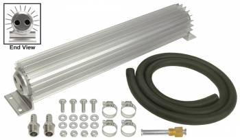 "Derale Performance - Derale 2 Pass 15"" Heat Sink Transmission Cooler Kit"