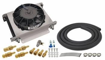 Derale Performance - Derale Hyper Cool Cooler Kit -6 AN Inlets